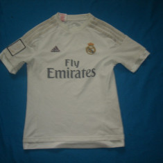 TRICOU DE FOTBAL  DE COPII  REAL MADRID ORIGINAL