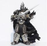 Figurina Arthas Menethil Lich king World of Warcraft wow Blizzard 17cm