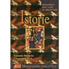 Istorie. Manual pentru clasa a vi-a - Manual scolar all