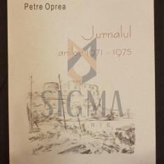 OPREA PETRE - JURNAL (1971-1975), 2004, Bucuresti - Carte Arhitectura