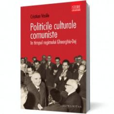 Politicile culturale comuniste în timpul regimului Gheorghiu-Dej