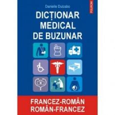 Dicţionar medical de buzunar francez-român/ român-francez polirom
