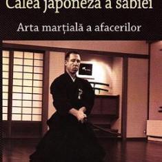Calea japoneza a sabiei. Arta martiala a afacerilor - Bjorn Aris - Carte ezoterism