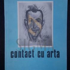 OPREA PETRE - CONTACT CU ARTA, 1994, Bucuresti - Carte Arhitectura