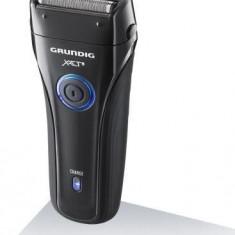 Aparat de ras Grundig MS6240, 2 site flexibile, Trimmer, 50 min, Indicator LED