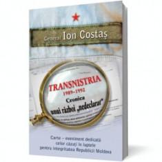 Transnistria 1990-1992: Cronica unui război nedeclarat