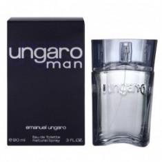 Apa de Toaleta Emanuel Ungaro Ungaro Man, Barbati, 90ml - Parfum barbati
