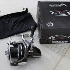 Mulineta Fishing Line - FL FL RS 8000 Tambur Long Cast Model Nou Serie Competitie Crap 10 Rulment