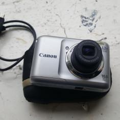 Aparat foto digital Canon PowerShot A800 Gri