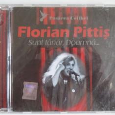 Rar! Cd nou in tipla Florian Pitis-Pasarea Colibri albumul:Sunt tanar,Doamna..., roton
