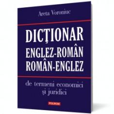 Dicţionar englez-român/român-englez de termeni economici şi juridici polirom
