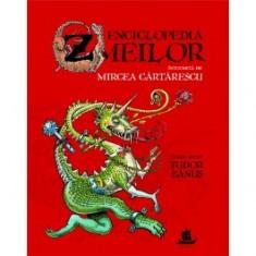 Enciclopedia zmeilor - Reviste benzi desenate humanitas
