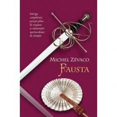 Cavalerii Pardaillan, Fausta, Vol. 4