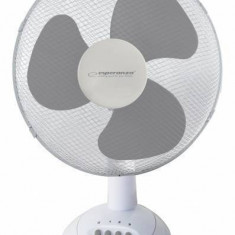 Ventilator de camera Esperanza EHF003WE 40W alb / gri