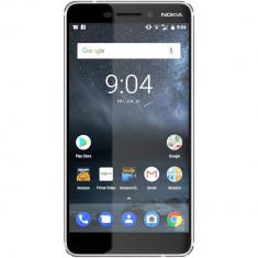 Smartphone Nokia 6 2018 64GB 4GB RAM Dual Sim 4G Silver - Telefon Nokia