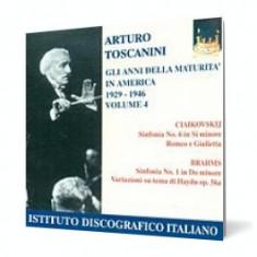 Arturo Toscanini Gli anni della maturita in America 1929-1946 Vol. 4