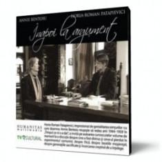 Înapoi la argument cu Annie Bentoiu - Audiobook