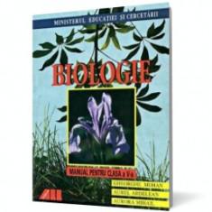 Biologie. Manual pentru clasa a V-a - Manual scolar all