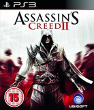 Assassin's Creed II -  PS 3 [Second hand] fm, Actiune, 18+, Single player