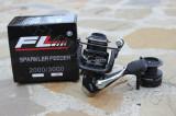 Mulineta FL Sparkler Feeder SP3000 Tambur Metal 3000 Rulmenti 9+1 ( 10 ) SP 3000, Fishing Line - FL