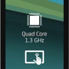 Tableta Utok 1005Q, Procesor Quad-Core 1.3GHz, Capacitive touchscreen 10.1inch, 1GB RAM, 8GB Flash, 2MP, Wi-Fi, Android (Negru)