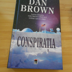 DAN BROWN--CONSPIRATIA