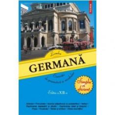 Limba Germana. Exercitii de gramatica si vocabular polirom