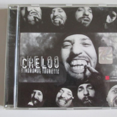 Rar! Cd Cheloo,albumul:Sindromul Tourette 2003