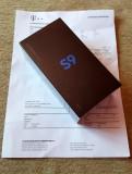 Samsung Galaxy S9 Negru - Dual Sim - 64 GB - Nou sigilat - Garantie, 64GB, Neblocat