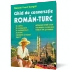 Ghid de conversaţie român-turc polirom