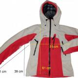 Geaca outdoor SCHOFFEL GoreTex, profi, ventilata (dama L/XL) cod-450345 - Imbracaminte outdoor, Marime: L, Jachete