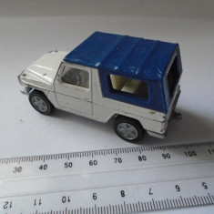 Bnk jc Siku Mercedes Benz 280 GE - Macheta auto
