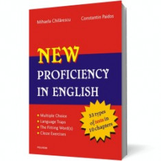 New Proficiency in English+Key to exercises polirom