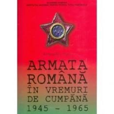 Armata Romana in vremuri de cumpana, 1945-1965