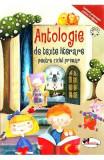 Antologie de texte literare pentru ciclul primar