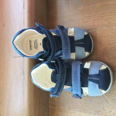 Sandale Geox Respira noi marimea 20 - Sandale copii Geox, Culoare: Albastru