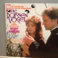 HENRY MANCINI - THE THORN BIRDS TITLE (1984/WARNER/RFG) - VINIL/Impecabil (NM) - Muzica soundtrack