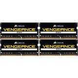 Memorie laptop Corsair Vengeance 32GB DDR4 4000 MHz CL19 1.35v Quad Channel Kit