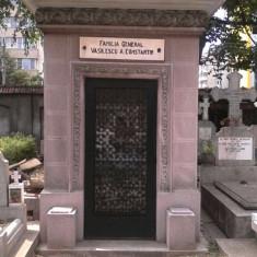 Loc de veci Cimitirul Bellu Militar