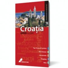 Croaţia. Ghid turistic