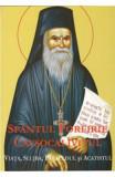 Sfantul Porfirie Cavsocalivitul- viata, slujba, paraclisul si acatistul