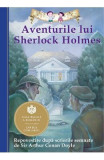 Aventurile lui Sherlock Holmes. Repovestire dupa Arthur Conan Doyle, Arthur Conan Doyle