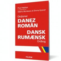Dicţionar danez-român. Dansk-Rumaensk Ordbog polirom