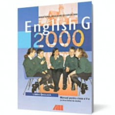 English G 2000. Limba engleză. Manual pentru clasa a V-a - Manual scolar all