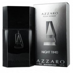 Apa de Toaleta Azzaro Pour Homme Night Time, Barbati, 100ml - Parfum barbati