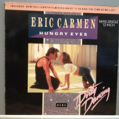 ERIC CARMEN - HUNGRY EYES (1987/BMG/W. Germany) - VINIL Maxi-Single