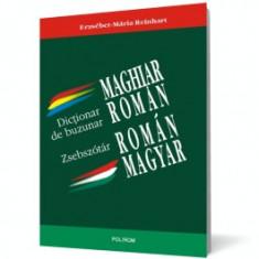 Dicţionar de buzunar maghiar-român/român-maghiar polirom