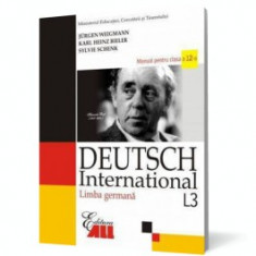 Limba germana Deutsch International L3. Manual clasa a XII-a - Manual scolar