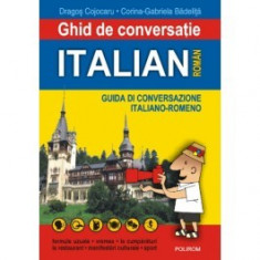 Ghid de conversatie italian-roman polirom
