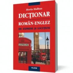 Dictionar roman-englez de expresii si locutiuni polirom